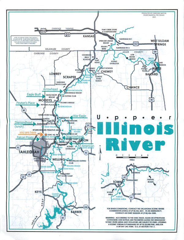 Spring Break Illinois River | Adventures